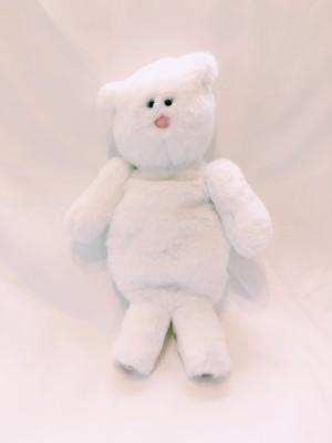 mojojojo - クマクラッチ(white-B)