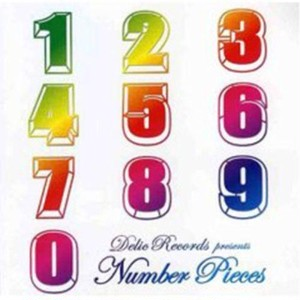 Various ‎– Number Pieces(CD)