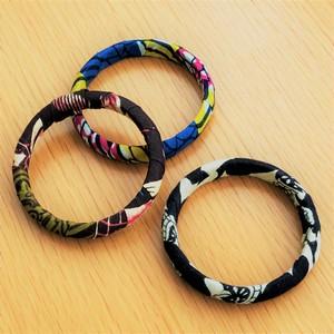 カプラナのブレスレット / モザンビーク / アフリカ布