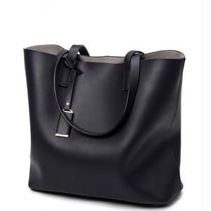 Handbag Luxury Handbag Leather Tote Bag トートバッグ レザー ハンドバッグ 2セット (ZM99-6119941)