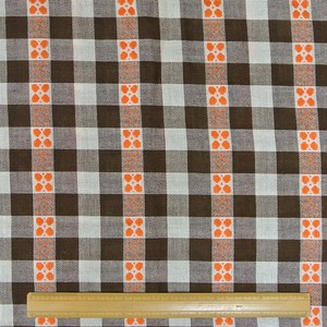 刺繍カーテン(横110×縦120)