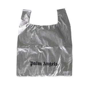PALM ANGELS Silver Bag Unisex