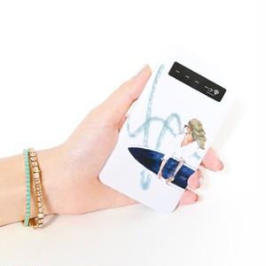 バッテリー《サーフィン》iPhone/Android