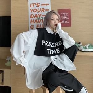 FreezingTimeレイヤードシャツ 120