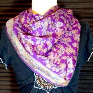 saris027 シルクサリーショール