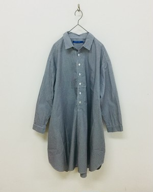 【NATURAL LUNDRY 】T.Wオーバーシャツ/7171T-006