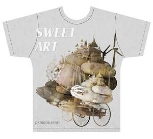 フルグラフィックTシャツ 150826-005