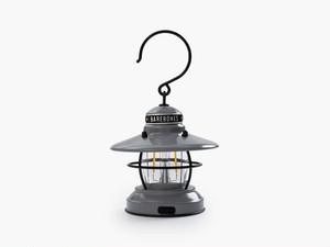 BARE BONES Mini Edison Lantern スレートグレー