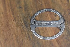 SWEET ORR スウィートオール Advertising Key Ring Vintage