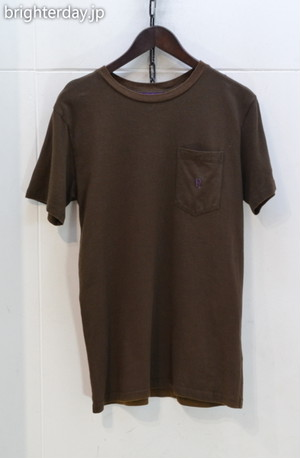 NEPENTHES ポケットTシャツ