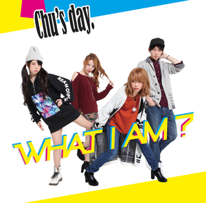 3rd mini Album CD 「WHAT I AM?」