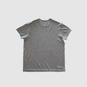 COCOONA SKINWEAR ボーイズTシャツ 杢グレー