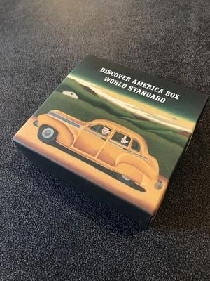 DISCOVER AMERICA BOX / WORLD STANDARD