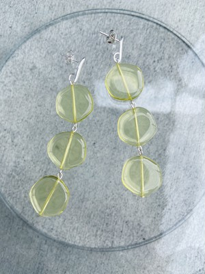 Sisi Joia  Agnes Earring/Yellow