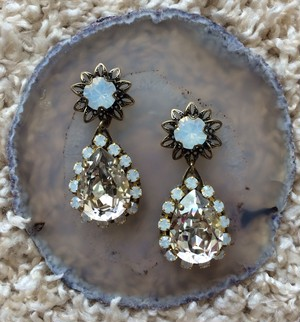 Swarovski pierce earring 1426-17