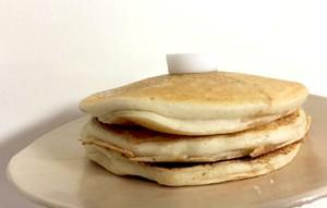 グルテンフリーのパンケーキミックス ~高きび粉入り~ vegan