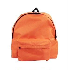 PACKING / DAY BACKPACK -ORANGE-