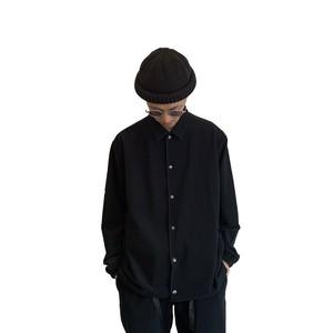 CLIFTON COACH SHIRCKET <black> 【CURLY】