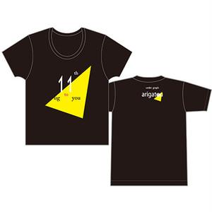 Tシャツ「11th Anniversary Live~僕らは今年も、変わらずに変わり続ける旅をする~」