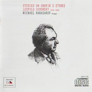 ショパンのエチュードによる53の練習曲より27曲/レオポルト・ゴドフスキー (1991)