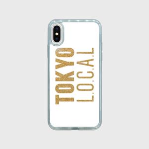 グリッターiPhoneケース TOKYO L.O.C.A.L typeB