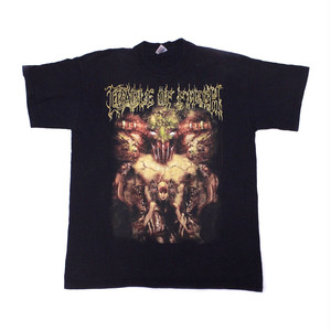 Cradle Of Filth metal band tee