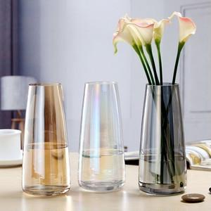 aurora vase 3colors / オーロラ ホログラム 花瓶 韓国雑貨