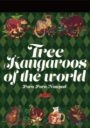 【パラパラメモTube(R)】Tree Kangaroos編(mofuwa)