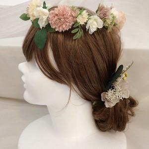 花冠とヘッドパーツのセット