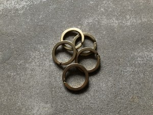 Button Works ボタンワークス Brass Ring-L