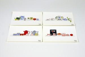 アラヤ 絵葉書セットC(4枚セット)