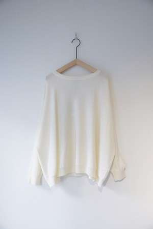 【ORDINARY FITS】PULL BARBER KNIT/OF-N002