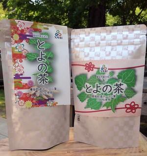 『とよの茶』 *豊能町産ヤーコン葉茎100%使用したヤーコン茶*