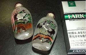 レトロ小瓶