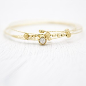 Diamond Bracelet 0.10ct | K18
