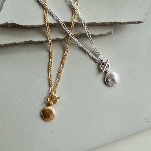 Coin Charm Necklace [WM-NK007]