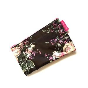 北欧デザイン PVCポーチ | Sサイズ | svea flower