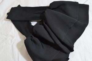 【ブラック】着物アームカフス☆アンティークの着こなしに【レターパック可】