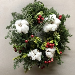 Winter wreath 1