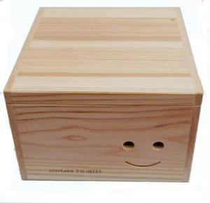 親が子のために自ら完成させる ずば抜けた【百年杉】積み木/400ピース/【百年杉】木箱入り