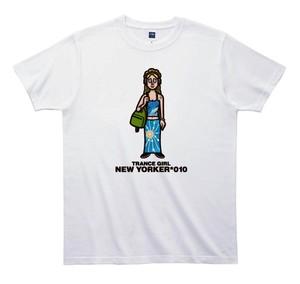 《山本周司Tシャツ》TY010/  TRANCE GIRL