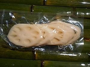 れんこん 味付(真空パック)約200g