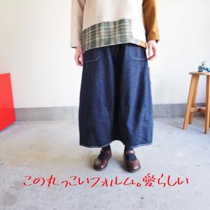 デニムボトム ペインター・スカート  03SK34  サイズ2