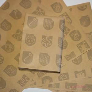 紙製ブックカバー 武装親衛隊