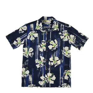 Mountain Men's オープンアロハシャツ /  50's Shaheen  / size M