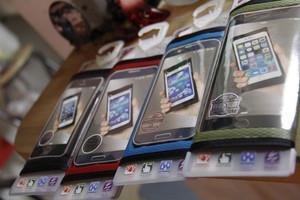 防水スマートフォンケース L158×W82 & iPhone6Plus用