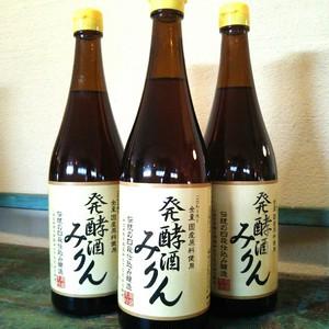 国産米100%発酵酒みりん