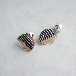 pierced earrings P-195/ earrings E-195