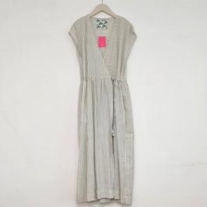 SANKAKU インド綿カシュクール羽織り