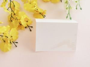 [1-3] 祝賀 席札(4名様分)|印刷なし|単品販売